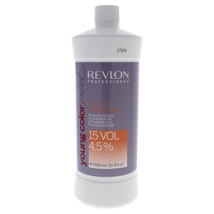 Revlon Professional Young Color Excel биоактиватор Plus Energizer, 4.5%