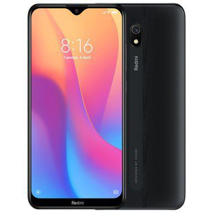 Xiaomi Redmi 8A 2/32GB (черный)